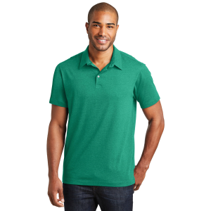 Port Authority® Meridian Cotton Blend Polo