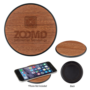 Timber Wireless Charging Pad